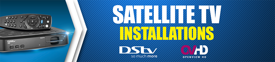 DStv dish alignment & installation Durbanville