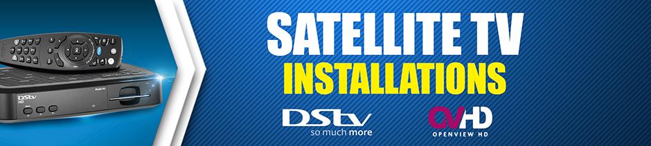 DStv dish alignment & installation Durbanville